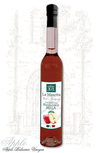 Apple Balsamic Vinegar Condiment 100ml
