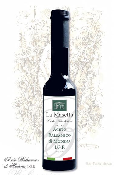 Aceto Balsamico di Modena I.G.P. 250ml