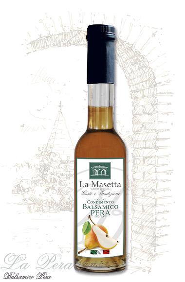 Condimento Balsamico Pera - 250ml