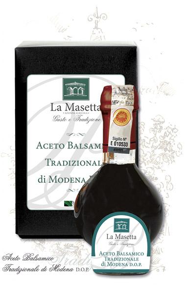 Aceto Balsamico Tradizionale di Modena DOP