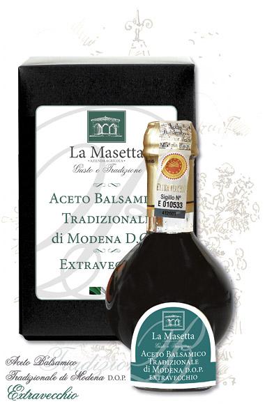 Aceto Balsamico Tradizionale di Modena DOP Extravecchio