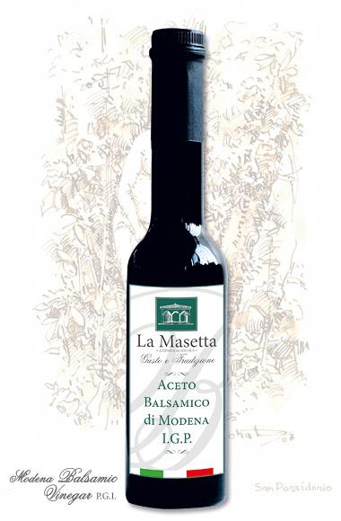 Modena Balsamic Vinegar P.G.I.