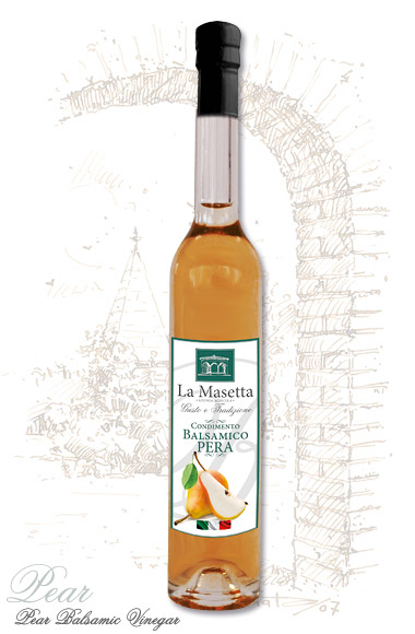 Pear Balsamic Vinegar Condiment 100ml