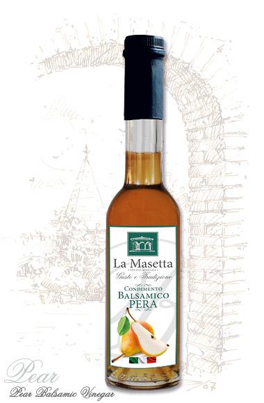 Pear Balsamic Vinegar Condiment 250ml